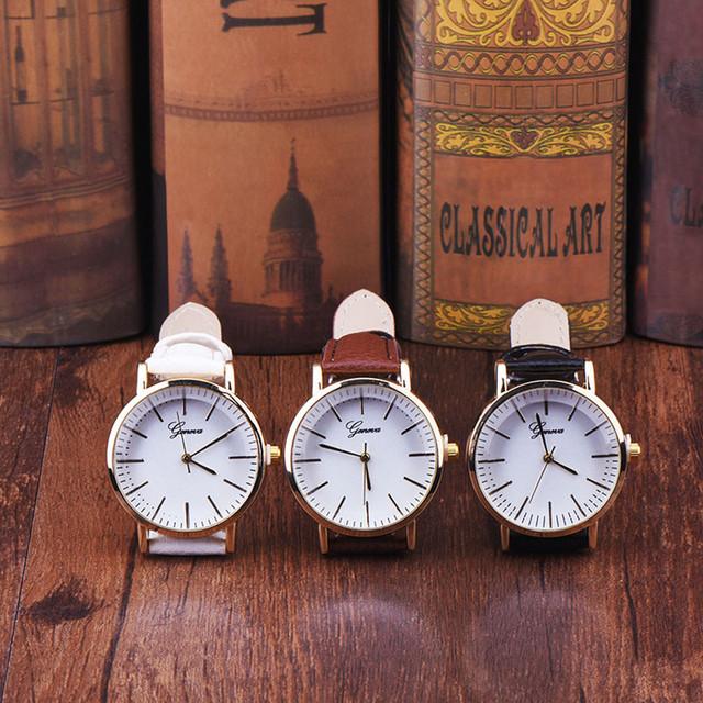 Duobla 2019 NEW Fashion Women Watch Luxury Brand Ladies Casual Wrist Watch Quartz Watches Relogio Feminino bayan kol saati 30Q