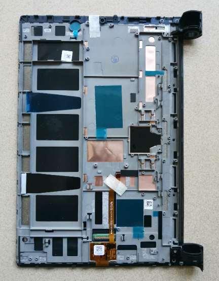 Numériseur à écran tactile écran lcd Pour Lenovo Yoga Tab 3 Pro 10.1 yt3-x90 YT3-X90L YT3-X90F YT3-X90X ZA0G tablet pièces d'assemblage