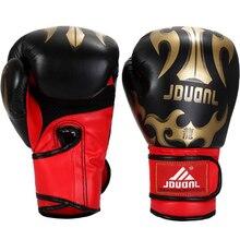 Hot Sale MMA Boxing Gloves Men Women Sanda Muay Thai Gloves guantes de boxeo Anti