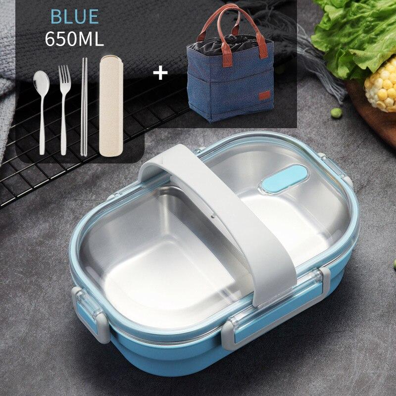 Blue Bag Tableware