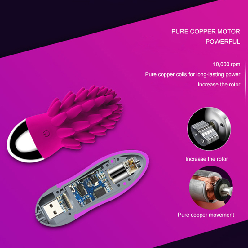 Charging Wireless Remote Control Egg Jumping Sex Toys Women Adult Fun Supplies Strong Smooth Thread Female Msturbation Device in Vagina Balls from Beauty Health