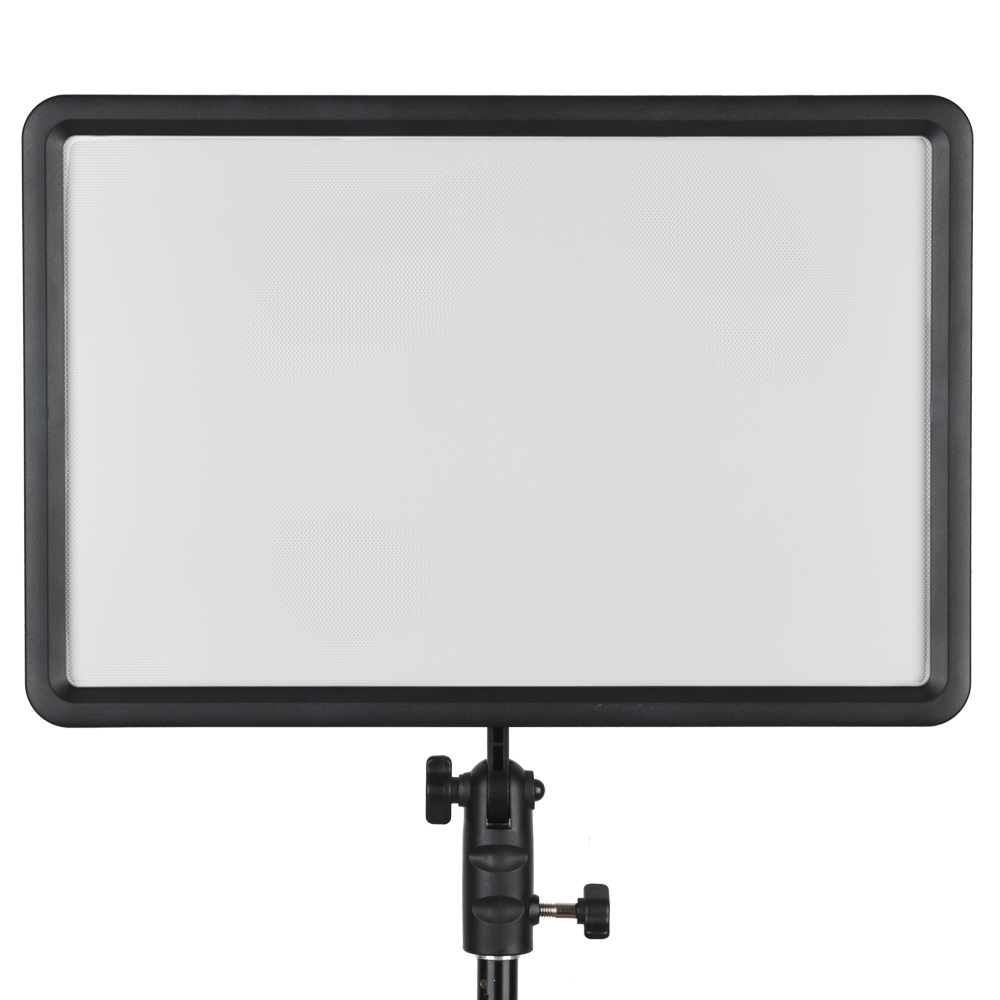 New Godox LEDP-260C 3300~5500K LED Bi-Color & Dimmable Studio Video Light Lamp Panel for Camera DV Camcorder+ AC adapter new godox 308c bi color dimmable 5500k 3300k led video led video studio light lamp professional video light with remote control