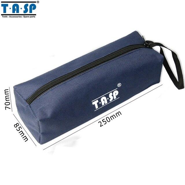 TASP Ткань Оксфорд 600D Инструменты сумка для хранения инструментов и аксессуаров Размер 250x85 мм x 70 мм-MTB019
