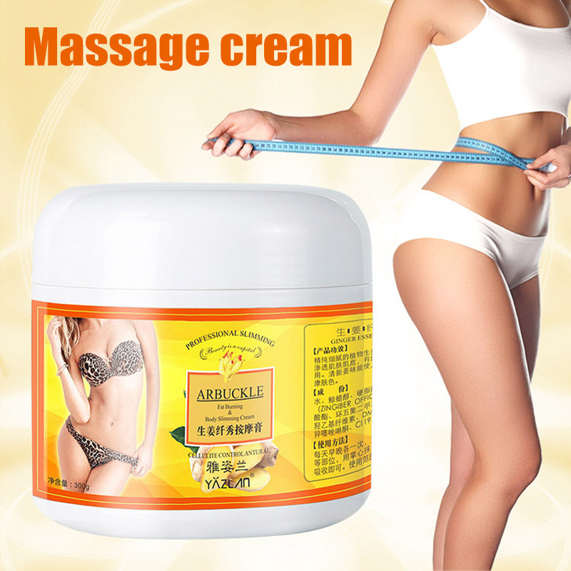 Ginger Full Body Slimming Cream Anti-cellulite Body Shaping Gel Moisturizing Firming SN-Hot