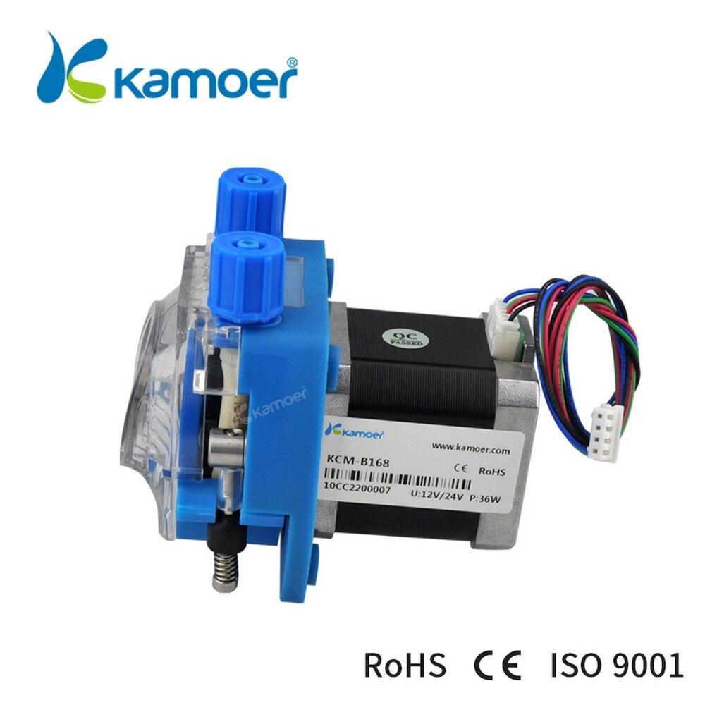 12 V 24 V Mini pompe à eau péristaltique pompe à liquide avec moteur pas à pas tube en Silicone 13 14 16 19 40