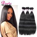 The Best 8A Brazilian Virgin Human Hair 3 Bundles Queen Hair Products Unprocessed Straight Hair Angel Grace Hair