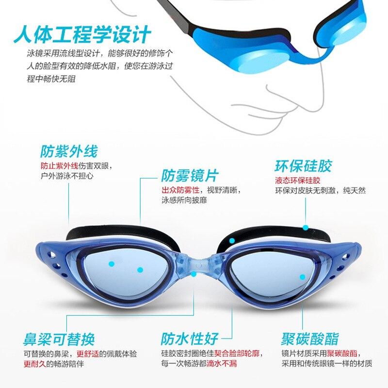 Neue Unisex Frau Männer Wassersportbekleidung Anti-Fog UV bunte - Sportbekleidung und Accessoires - Foto 4