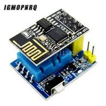 ESP8266 ESP-01 ESP-01S DHT11 Temperature Humidity Sensor Module ESP8266 WIFI Nod