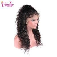 Vanlov 물 웨이브 레이스 프런트 인간의 머리