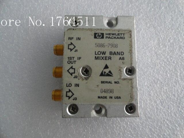 [BELLA] ORIGINAL Agilent 5086-7908 DC-2.9GHZ RF Coaxial Mixer SMA