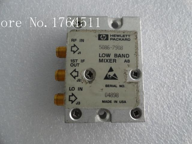 [LAN] ORIGINAL Agilent 5086-7908 DC-2.9GHZ RF coaxial mixer SMA