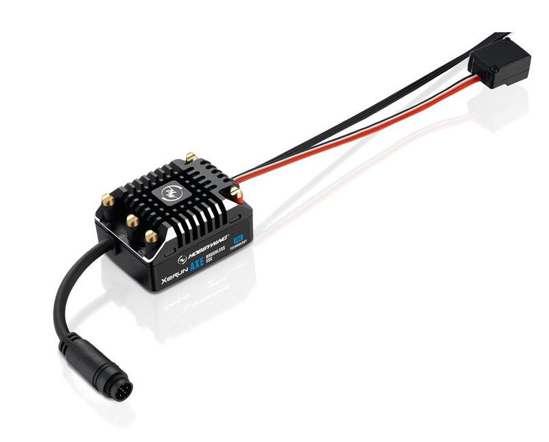 Clearance Sale┬Hobbywing Car Brushless-Esc with for Rc 1/10 Climbing AXE550 2700KV Power-System Foc