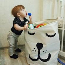 ONEUP корзина для белья хранения Коробка для хранения игрушек супер большая сумка игрушка бельевая корзина дети мешок для белья мешок бытовой