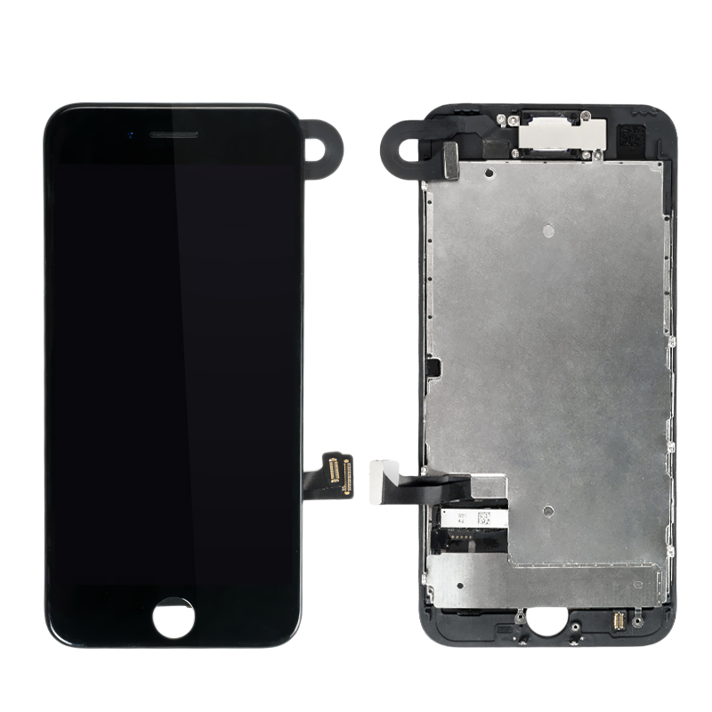 For iPhone 6 6S 7 LCD Full Assembly Complete Display For iPhone 6 6s 100 With For iPhone 6 6S 7 LCD Full Assembly Complete Display For iPhone 6 6s 100% With 3D Touch Screen Camera+Button AAA+++ Replacement