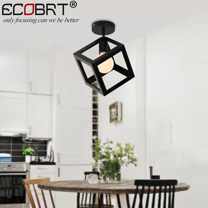Dritat e tavanit të zi të ECOBRT-it me nordik me E27 pajisje në - Ndriçimit të brendshëm - Foto 3