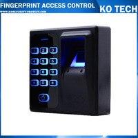 Mini Fingerprint Zutrittskontrolle Fingerprint & RFID Zutrittskontrollsystem KD1 Tür Sicherheitscontroller Türschloss Öffner|Gesichtserkennung-Gerät|Sicherheit und Schutz -