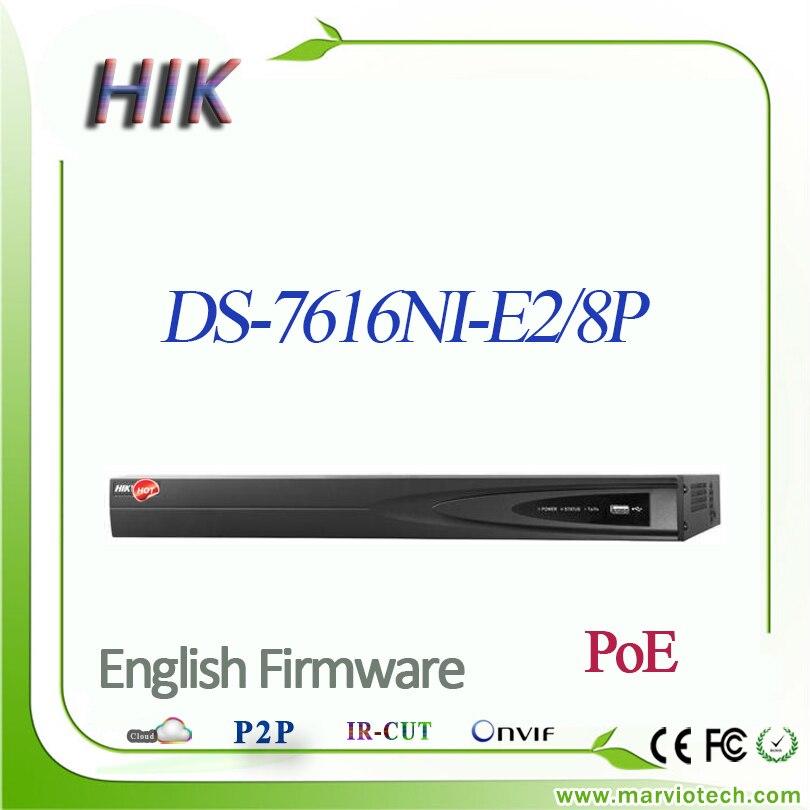 Hikvision DS-7616NI-SP - Nieprawidłowy firmware ...