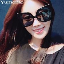Cat Eye Sunglasses Women 2019 Oversized Square Sun Glasses Stylish Trendy Full Frame Gafas Classic LeopardTinte Tradient De Sol