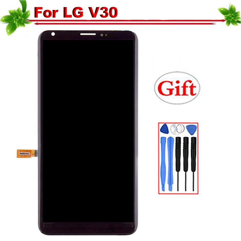 for LG V30 H932 H933 VS996 US998 LCD Display Touch Screen Digitizer Assembly Replacement for LG V30 Lcd Display 6 A Qualityfor LG V30 H932 H933 VS996 US998 LCD Display Touch Screen Digitizer Assembly Replacement for LG V30 Lcd Display 6 A Quality
