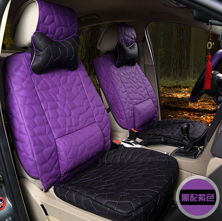 5 pcs set 2016 new arrival genuine leather car seat cover cushion four seasons cowhide leather. Black Bedroom Furniture Sets. Home Design Ideas