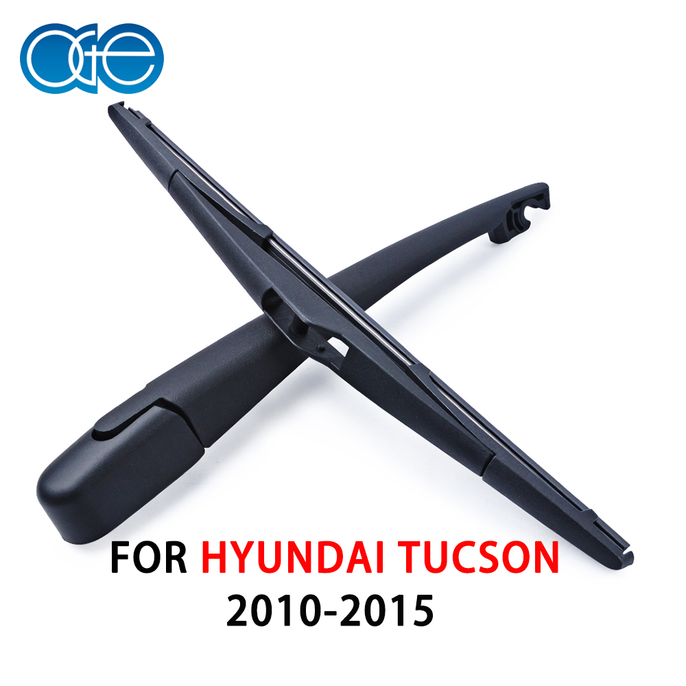 OGE Premium Rear Wiper Arm and Blade For Hyundai Tucson From 2010 to 2015 Windshield Car Auto Accessories(China)