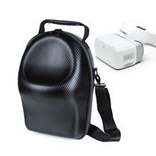 For DJI Goggles Bag Hard Storage Case Waterproof Shoulder Bags Carry Cases Goggles FPV Drone Accessories