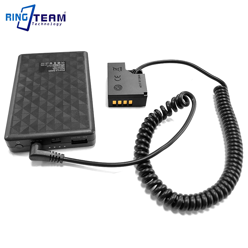 NP W126 CP W126 Coupler Power Bank for Fujifilm Cameras X T3 T2 T1 T20 T30
