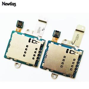 Оригинальный слот для sim-карты лоток держатель ридер для Samsung Galaxy Tab 10,1 P7500 SIM слот гибкий ленточный кабель запасные части