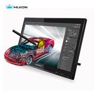 Gorąca Sprzedaż Huion GT-190 19-calowy Monitor LCD Cyfrowy Ekran Dotykowy Wyświetlacz Graficzny Monitora Interaktywne Pióro Rysunek Monitor Z Prezentem