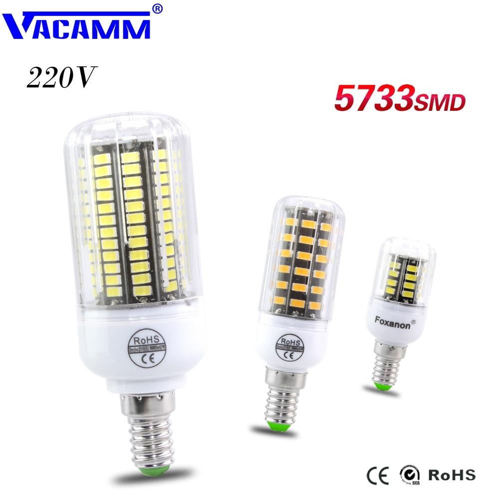 Buy light lampada led e14 220v 230v led for Lampada led e14