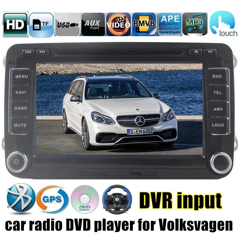 For VW/Volkswagen/Passat/POLO/GOLF/Skoda/Seat/Leon car dvd GPS player RDS Multimedia Audio Stereo 2 din Windows CE 6.0 Core