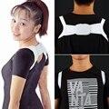 2 PCS Novas Mulheres Ajustável Terapia Back Support Chaves Belt Banda Posture Corrector de Ombro para Cuidados de Saúde Moda