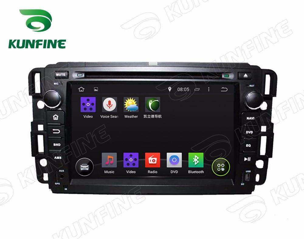 Octa Core 2GB RAM Android 6.0 Car DVD GPS Navigation Multimedia Player Car Stereo for Yukon/Tahoe 2007-2012 Radio Headunit