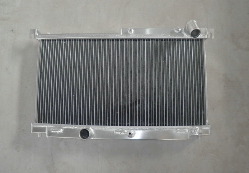 3 ROW Aluminum Alloy Radiator For MAZDA RX7 RX-7 FD3S MT 1992 1993 1994 1995 92 93 94