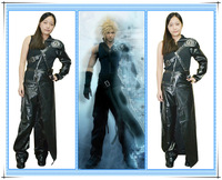 Anime Final Fantasy Cosplay Final Fantasy VII Cloud Strife Cosplay Costume Wholesale Costume Full Set