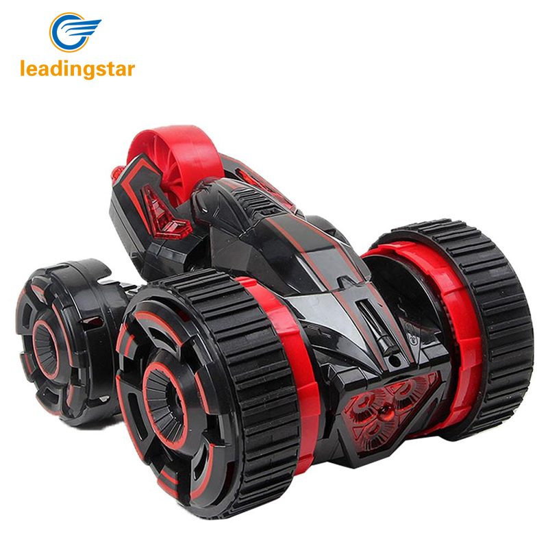 LeadingStar Strong power RC Car toys model Stunt car toys Off-road vehicle Toys for boy high speed Remote control Climbing Car new year gift 1 14 murcielago rc speed roadster car remote vehicle perfect drift for fun electric model boy toys race