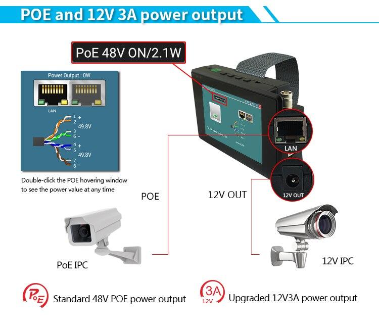 Atualize IPC 1800 além de câmera ip