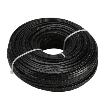 цена на 3.0MM 450G Super Quality Trimmer Line 60M Toothing String Trimmer Line For Weed Cutter Brush Cutter 1PC