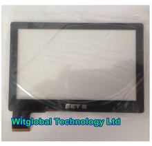 Nueva pantalla táctil para 5 ''Func Master-02 reproductor de juegos multitáctil Panel táctil cristal digitalizador Sensor reemplazo envío gratis