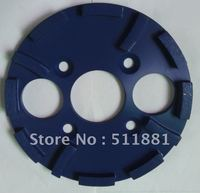 8 ''ncctec Алмазная Шлифовка Бетона диск (5 штук посылка) | 200 мм эпоксидной смолы для бетона алмазный шлифовальный диск | 12 алмазные сегменты