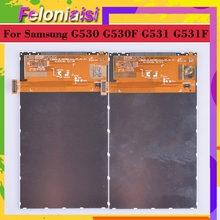 10Pcs/lot ORIGINAL For Samsung Galaxy Grand Prime G530 G530F G530H G531 G531F LCD Display Screen Monitor Module SM-G530H SM-G530 100% guarantee for samsung galaxy grand prime g531 g531f new lcd display panel screen monitor moudle repair replacement