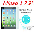 9H 0.3mm Explosion-Proof Toughened Tempered Glass For Xiaomi Mipad Mi pad 1 Tablet PC Film HD Clear Screen Protect Cover Guard