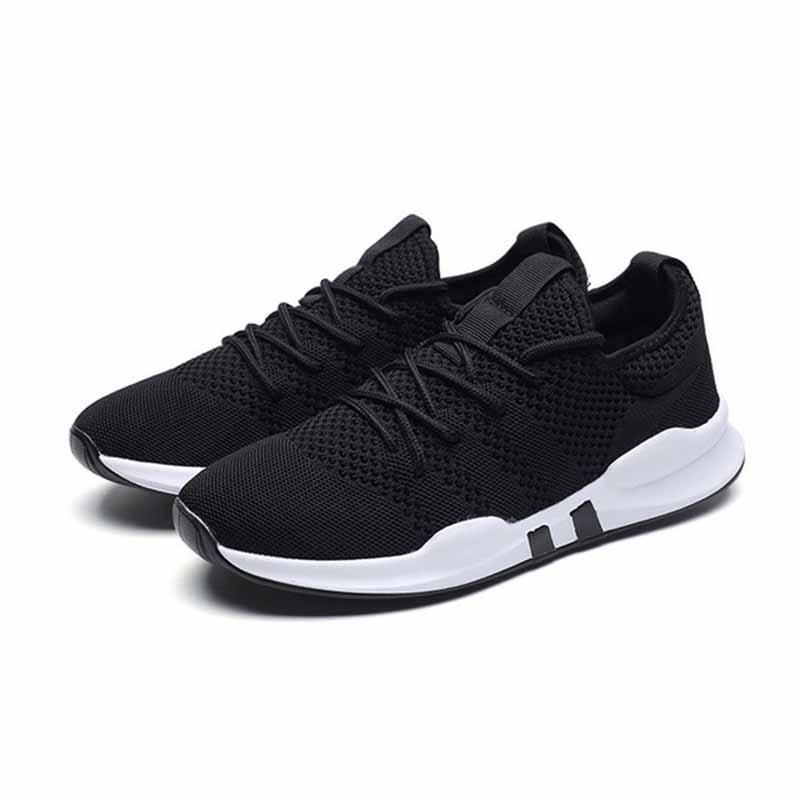 Hiking Sneakers Shoes Summer Sports Breathable Camping Casual New Mesh Men Men's