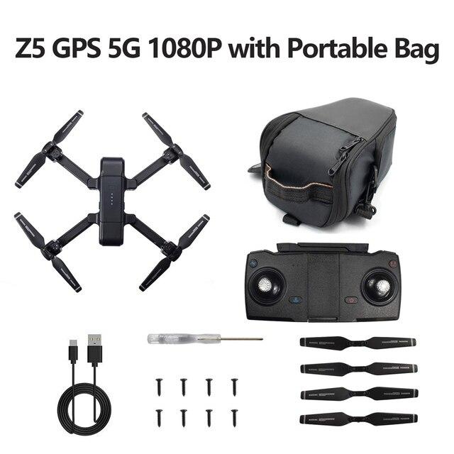 Z5 1080P Bag