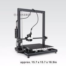 XINKEBOT Full Metal 3D Принтер Orca2 Лебедь DIY Машина с Инновационным Автоматического Выравнивания