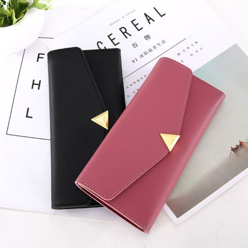 2017 new PU Leather Women's wallet female Long clutch ladies Card Holder Case hasp Purse Fashion точечный поворотный светильник paulmann 99447