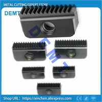 Knife 14I/14N internal thread 0.5 1.0 1.5 2.0 2.5 ISO thread milling cutter comb blade / comb tooth blade / milling thread 2PCS