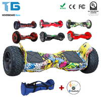 Hoverboard 6 5 8 0 8 5 10 INCH Kick Scooter Adults Gyroscooter Electric Skateboard Balance