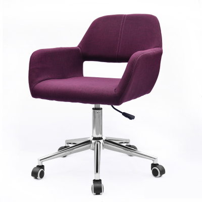 Computer Household Work An Office Netting Can Lay Swivel Boss Chair Noon Break Game - 5
