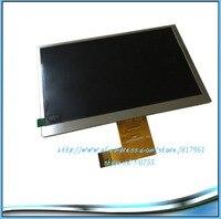 Orijinal ve Yeni 7 inç 41pin LCD ekran Tablet PC ücretsiz nakliye için SL007DH21FPC-V0